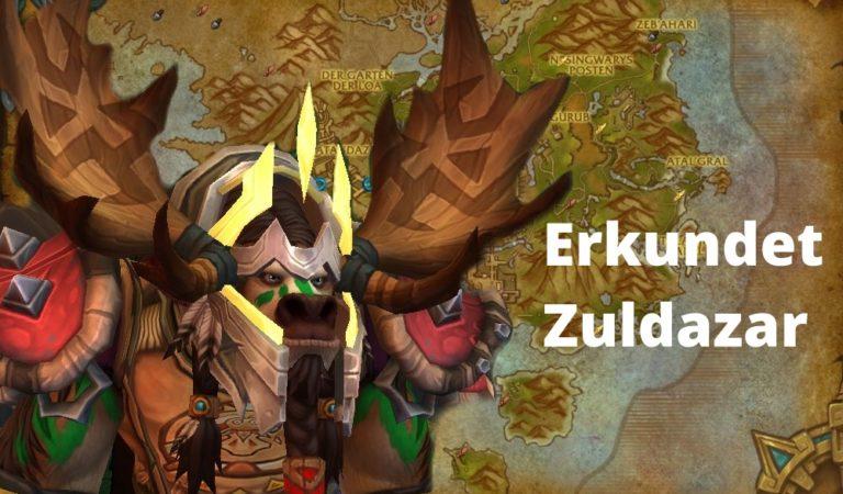 Erkundet Zuldazar Erfolg in World of Warcraft