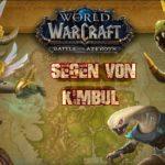 Hordequest World of Warcraft Segen von Kimbul
