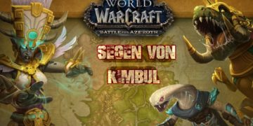 Hordequest World of Warcraft Segen von Kimbul
