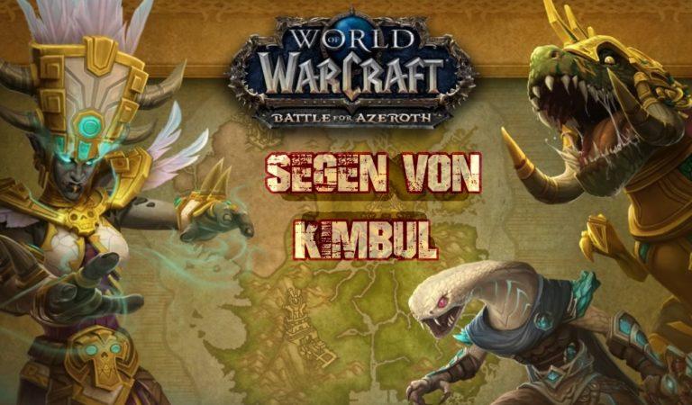 Segen von Kimbul Quest! Alle richtigen Antworten